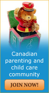 join Canadian parenting forum