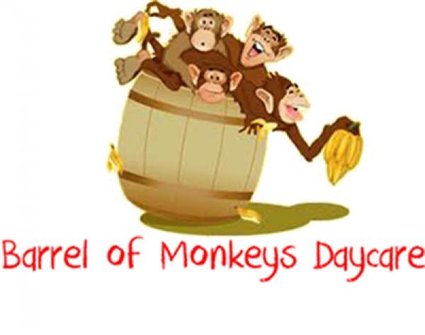 barrel of monkeys daycare in nanaimo