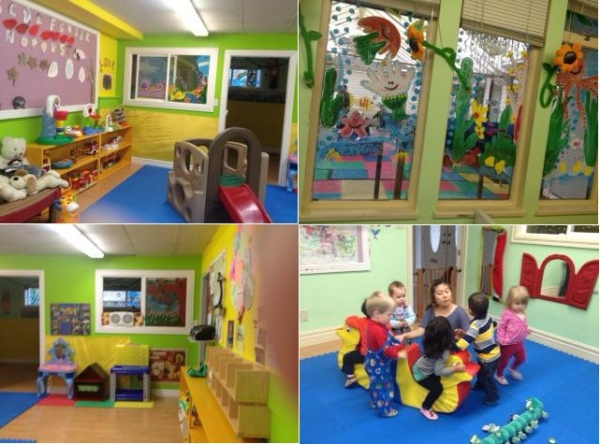 Tiny town childcare centre in burnaby infant toddler for Childcare centre