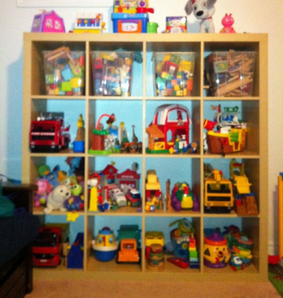 Day Care Toys : Carnegie daycare in maple infant toddler kindergarten